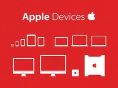 Download Apple devices iconset