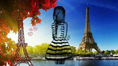 Que Hermoso Es Paris 😍😍
