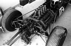 1964, Italien GP, Monza, Jack Brabham, Brabham
