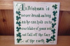 Display this quote at the bar!
