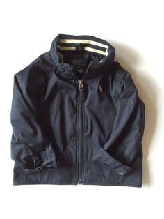 Usato bambini: GIACCA A VENTO BLU RALPH LAUREN - http://hipmums.it/collections/giacche-piumini-boy/products/giacca-bambino