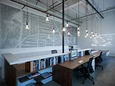 BlackLABoratory Office Interior | Designed by BlackLAB Architects