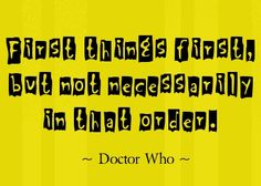 - The Doctor