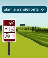Plan zelf je eigen route/wandeling
