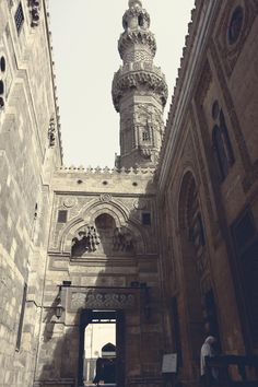 Minaret of  Azhar Mosque #1 by Mido Ayman on 500px