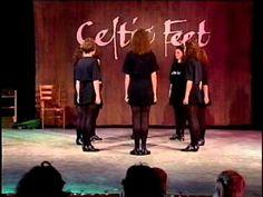 Colin Dunne Celtic Feet Lesson Part3