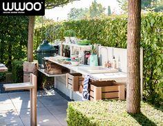 WWOO Outdoor Kitchen   Www.wwoo.nl