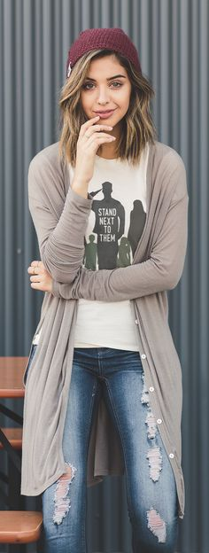 To the brave women and men who serve - we stand next to you and support you as you bravely defend the country we call home! This tee proudly proclaims your support of our military families. Each item purchased helps give the children of fallen servicewomen and men the chance to heal, play, and experience the joy of childhood at therapeutic grief camps.