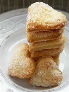 Bake your favorite treats with our many sweet recipes and baking ideas for desserts, cupcakes, breakfast and more at Cooking Channel. Polish Desserts, Polish Recipes, Baking Recipes, Cake Recipes, Dessert Recipes, Sour Cream Cookies, How Sweet Eats, Love Food, Sweet Recipes