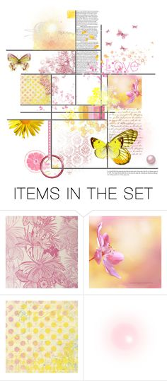 """Love Waits In Springtime"" by dlmusiel ❤ liked on Polyvore featuring art"