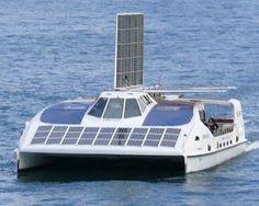 #barco solar
