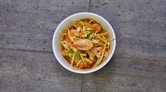 Polskie South Beach: Pad Thai w wersji paleo / slowcarb