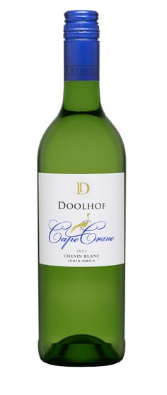 Doolhof Cape Crane 2013 - Our first 100% Chenin blanc with a refreshing bouquet of succulent fruit and delicate florals,