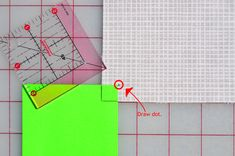 Half Rectangle Triangle Tutorial (Updated May This tutorial is for Half Rectangle Triangles or HRT's. This will add another tool to your quilting toolbox and hopefully you will be able to cre… Half Square Triangles, Sewing Class, Mini Quilts, 100th Day, Quilt Tutorials, Sewing Hacks, Sewing Tips, Quilt Patterns, Quilting Ideas