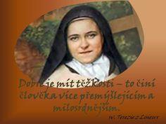 svatá Terezka