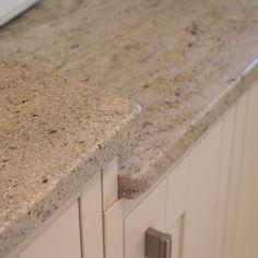 Image result for ivory chiffon granite kitchen