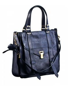 Proenza Schouler, PS1, Midnight Blue <3 Love the Smoke color too