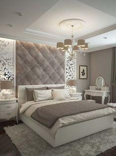 Luxury Master Bedroom interior design