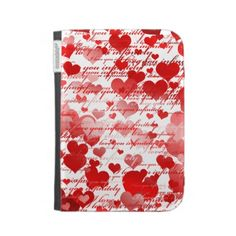 I love you kindle cover