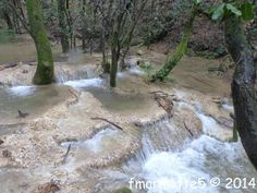 Source de l'Huveaune , Ste Baume Provence.