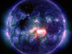 Sunspot goes wild! X-class solar flare blasts in our direction