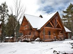 Chalet à louer Chalet Bois Rond - Patrice Cuerrier, Orford, Cantons-de-l'Est, Québec, Canada, RSVPchalets