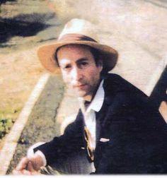John Lennon in Cape Town, summer 1980.