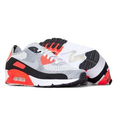 Tênis Nike Air Max 90 Ultra 2.0 Flyknit Infrared