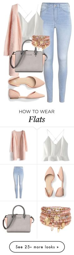 """""""Untitled #696"""" by jakie-garita on Polyvore featuring H&M, WithChic, Chicwish, Accessorize and airportstyle"""
