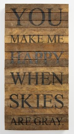 In love with this reclaimed wood decoration! Great addition to a nursery or shabby-chic home.