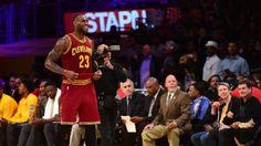 NBA's James scaling back social media activity