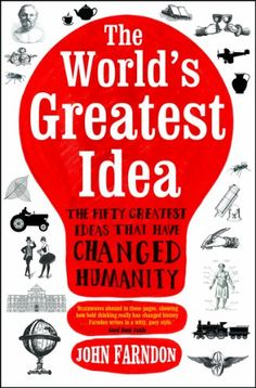 The World's Greatest Idea ($1.54 / £0.99 UK), by John Farndon, is the Kindle Deal of the day for those in the UK