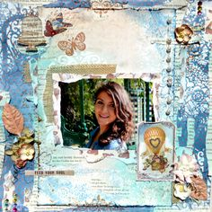 Bellaideascrapology: June challenge at Inkido and Feed Your Soul June Challenge, Feed Your Soul, Books To Read, Challenges, Paper Crafts, Reading, Scrapbooking, Scrapbook Layouts, Illustration