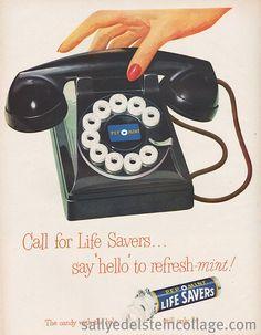 Lifesavers Ad, 1949