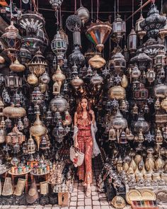 Moroccan dreams 🙌 our favourite in our City Lights Cami and Pants Marrakech Travel, Morocco Travel, India Travel, Morroco Marrakech, Travel Pose, Travel Goals, Travel Photos, Travel Tips, Tara Milk Tea