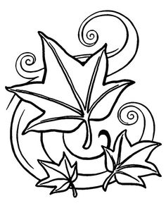 34 Leaves Coloring Pages Ideas Leaf Coloring Page Leaf Coloring Coloring Pages