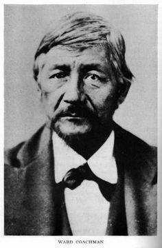 Ward Coachman - Cree - circa 1879