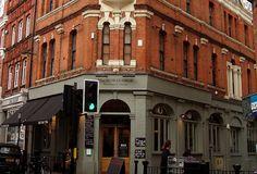 Horseshoe Pub - 28 Heath St; Hampstead, NW3 6TE one of the best roasts in London