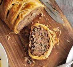 Minced beef Wellington http://www.bbcgoodfood.com/recipes/1131634/minced-beef-wellington
