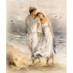In love Canvas Art - Willem Haenraets (20 x 24)