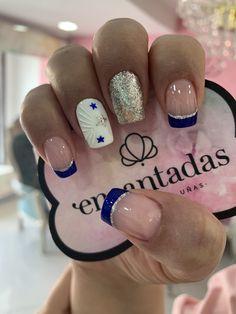 Nail Envy, Mani Pedi, Short Nails, Beauty Nails, Nail Designs, Nail Art, Makeup, Flower, Short Nail Manicure
