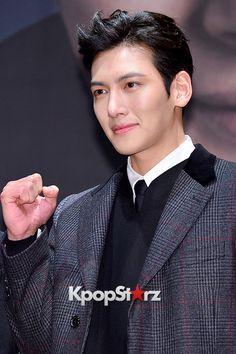 Ji Chang Wook at a Press Conference of KBS 2TV Drama 'Healer' (141204)