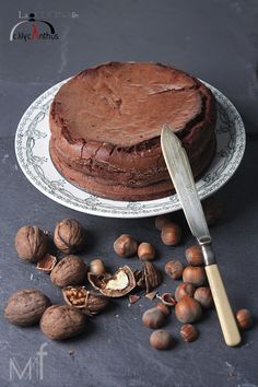 la torta al cioccolato di Pierre Hermé (più o meno) – la cucina di calycanthus