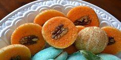 Domaći Kuhar - Deserti i Slana jela: Dinjice (sitni kolači)
