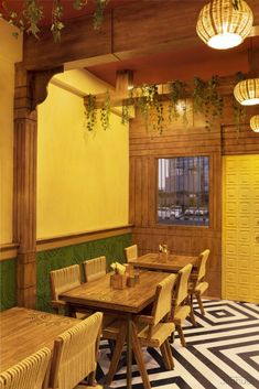 Restaurant Decor Inspired By Culture & Craft Of The South India | Arghusk - The Architects Diary