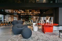 New Opening in Taichung - B&B Italia. #50bebitalia #Newopening #Taichung #newstore #interiors #designinteriors