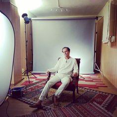 La semana pasada entrevistamos al maestro de #meditación Juan Manzanera en su escuela de Madrid junto a nuestras amigas de Yoga en Red. Muy pronto podrás inspirarte con sus palabras en Aomm.tv www.aomm.tv