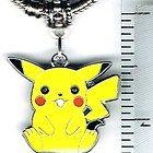 Pokemon Pikachu European Charm or Zipper Pull