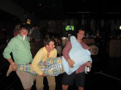 21st birthday...and formal weekend drunk. TFM.