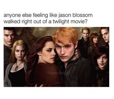 Okay but why is this actually kind of true? XD i mean, like, why didn't they cast Trevor Stines to be in any of the Twilight movies? I'm suing!1!2!1!